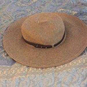 NWOT Nine West summer hat